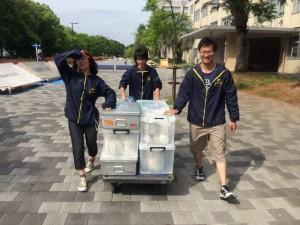 2015友好祭エコ店舗3